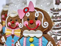Gingerbread, pain d'épice goodwill