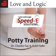 Love and Logic Speedy Solutions: Potty Training (mp3 download) $4.95