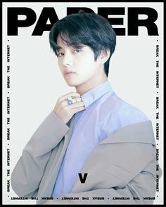 Break the Internet BTS ~ Paper Magazine Bts Taehyung, Kim Namjoon, Seokjin, Hoseok, Bts Jungkook, Daegu, Lisa Frank, Korean Boy Bands, South Korean Boy Band
