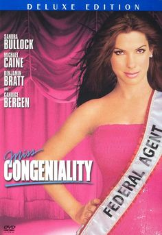Miss Congeniality - 2000 Enter the vision for. Action Type and Films Original is name Miss Congeniality. Teen Movies, Funny Movies, Comedy Movies, Old Movies, Great Movies, Girly Movies, Movies Free, Romance Movies, Vintage Movies