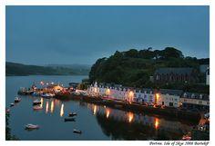 Portree (Isle of Skye - Scotland)