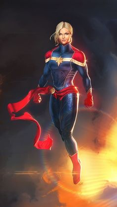 You have no idea how important i is to watch Captain Marvel being a true marvel fan. here are 10 reasons to watch Captain Marvel Ms Marvel, Super Marvel, Marvel Comics Art, Marvel Women, Avengers Comics, Marvel Girls, Comics Girls, Marvel Heroes, Marvel Universe