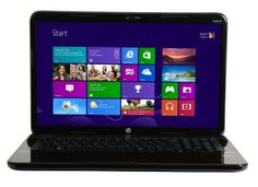 "HP Pavilion G7-2235DX AMD A8-4500M X4 1.9GHz 4GB 640GB DVD+/-RW 17.3"" Windows 8 (Black)"