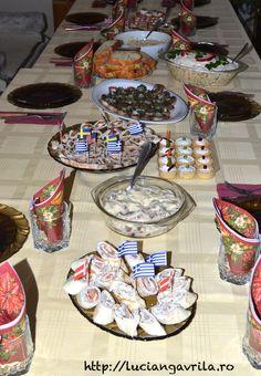 Aperitive pentru mese festive - Salate Special Occasion, Salads