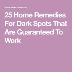 Dark spots or hyperpigmentation occurs when your skin overproduces melanin. Here we have putforth few causes, types and remedies to get rid of dark spots. Avocado For Skin, Avocado Mask, Skin Care Regimen, Skin Care Tips, Dark Spots On Face, Black Spot, Homemade Beauty, Oily Skin, Home Remedies