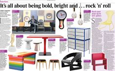 THE TIMES-April 2012 Thing 1, Rock N Roll, Pop Up, Architecture Design, Times, Interior, Architecture Layout, Rock Roll, Indoor