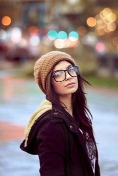 3. Girls With Glasses