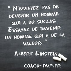 La citation du jour.