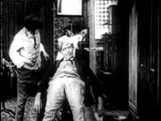 Charlie Chaplin - Laughing Gas (1914) HQ FULL MOVIE  Charlie pretends to be a dentist though he is only his assistant. When a patient can't stop laughing from the anesthesia Charlie knocks him out with a club. He is sent to the drug store, gets in a fight with a man who (after a brick in the face) becomes another patient, and pulls the skirt off the dentist's wife (who is out walking). At one point Charlie pulls a tooth (the wrong one) using enormous pliers.  Creative Commons license