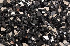 Quarter Inch Midnight Black Reflective Fire Glass 10 Pound Bag -- To view further for this item, visit the image link. Fire Glass, Glass Rocks, Decorative Tile, Hearth, Decorative Accessories, Candle Holders, Gas Logs, Garden, Image Link