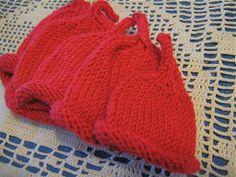 Free Knitting Pattern - Preemie Clothes: Eenie Meene Minie Moe Preemie Hats and more preemie patterns Baby Hat Knitting Pattern, Baby Hat Patterns, Baby Hats Knitting, Knitting Patterns Free, Free Knitting, Knitted Hats, Free Pattern, Double Knitting, Knit Patterns