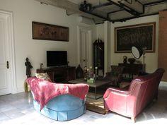Living room classic home