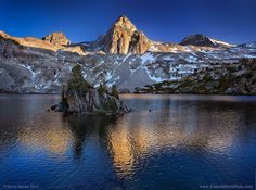 Photograph The Painted Lady above Rae Lakes in Kings Canyon by Steve Sieren on 500px