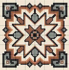 Resultado de imagen para almohadones en punto cruz patrones