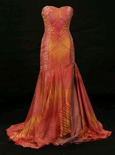 Shabori ballroom dress