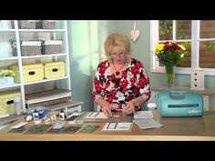 -Crafting My Style With Sue WIlson - 6. PAPER PIERCED STRPLET For Creative Expressions - YouTube