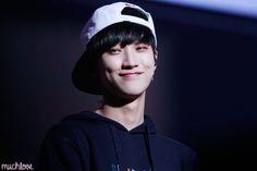 #Jinyoung #B1A4 #smile #cute