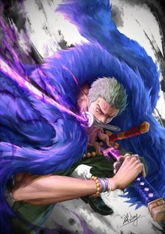 Zoro who is king of santoryu? :DYou can find Roronoa zoro and more on our website.Zoro who is king of santoryu? Zoro One Piece, One Piece Fanart, One Piece Anime, Roronoa Zoro, Anime One, Manga Anime, Manga Girl, Anime Girls, One Piece Tattoos
