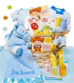 Visit here to get best personalized baby boy gift baskets online at buy personalized baby gifts baskets for newborn baby boy baby at affordable price from the negle Gallery