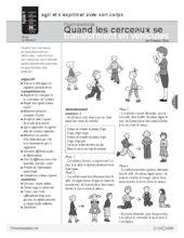 Psychomotricité (4) / Avec des cerceaux