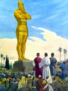 Do you rely on Jehovah enough to stand out from the crowd? Daniel chapter 3