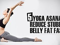 Yoga To Reduce Belly Fat Fast