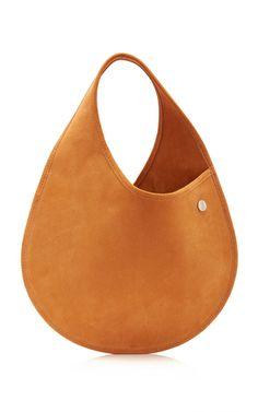 Hayward Tear Drop Suede Bag - My Favorites Bag For Women Hobo Bag Patterns, Diy Bags Patterns, Leather Bag Tutorial, Leather Bag Pattern, Hobo Bag Tutorials, Leather Purses, Leather Bags, Leather Totes, Leather Backpacks