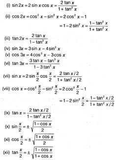 Math Notes, Science Notes, Science Lessons, Physics Formulas, Physics And Mathematics, Mental Maths Worksheets, Trigonometric Functions, Maths Solutions, Math Vocabulary