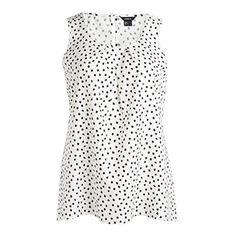 Sleeveless blouse - Lindex