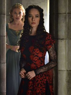 The Enchanted Garden | Anna Popplewell as Lola in Reign (TV Series,...