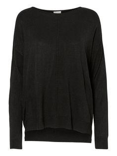 Black knit from Noisy may! Love it!