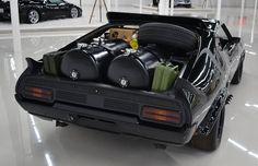 ◆ Visit MACHINE Shop Café... ◆ ~ Aussie Custom Cars & Bikes ~ (Mad Max Ford Police Interceptor)