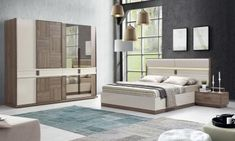 Mobilya-319 - Fluans Yatak Odası Takımı
