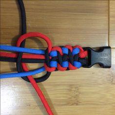 CopperHead Paracord Bracelet 8