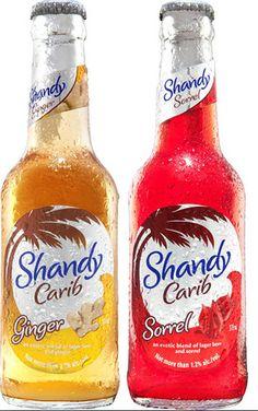 Shandy Carib's make me so happy! My Dad, John worked at Carib. Caribbean Drinks, Caribbean Recipes, Caribbean Food, Trinidad Recipes, Trini Food, Caribbean Culture, Shandy, Sweet T, Island Food