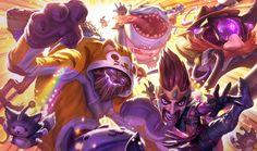Vel'Koz | League of Legends