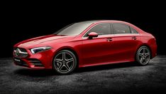 At auto China 2018 Mercedes-Benz has revaled a sedan variant of the new A-Class, produced in partnership with BAIC Motor for the Chinese market only. Mercedes G Wagon, Mercedes Maybach, New Mercedes A Class, Mercedes Benz India, Mercedes Benz Modelos, In China, Benz A Class, Outdoor Survival Gear, Sports Sedan