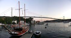 FSM bridge, Kanlıca, İstanbul