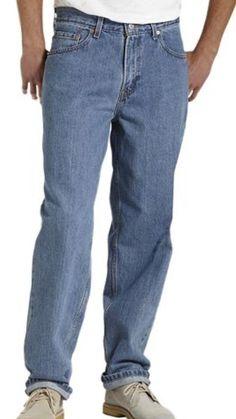 Levi's 560 Big & Tall Comfort Fit Tapered Leg Men's Jeans Size 48 X 32 New! #Levis #ClassicStraightLeg