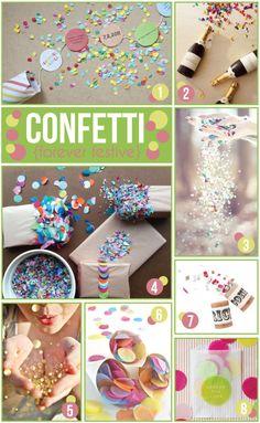 Long Distance Loving - Confetti!