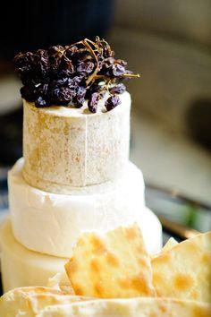 Cheese & Muscatels - yum