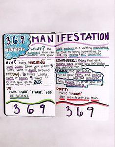 Spiritual Manifestation, Manifestation Journal, Manifestation Law Of Attraction, Spiritual Awakening, Positive Affirmations Quotes, Affirmation Quotes, Quotes Positive, Witch Spell Book, Witchcraft Spell Books
