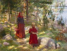 Fresas salvajes,1890