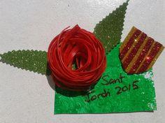 Rosa de Sant Jordi 2015
