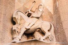 Longino, soldado romano que feriu Jesus com a lança