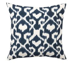 Andrea Printed Indoor/Outdoor Pillow | Pottery Barn