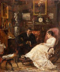 Nocturne, Victorian Paintings, Victorian Architecture, Paint Drying, Illustration Art, Illustrations, Art History, Ramen, Illusions