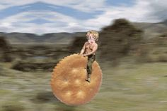 Hetalia gifs for your convenience <<< can we just talk about the fact that he's riding on a fucking Ritz crackers! Images Gif, Funny Images, Best Funny Pictures, Hetalia, Celebrity Memes, Gifs, Morning Sickness, Cosplay, Animated Gif