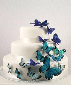Tortendekoration Schmetterlinge blau 24 Stück Tortenaufsatz , http://www.amazon.de/dp/B009P9H1EK/ref=cm_sw_r_pi_dp_Qdcttb1X9V96T
