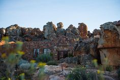 Deep in the natural reserve of Cederberg in South Africa, the Kagga Kamma lodge offers a handful of bedrooms carved deep into the rock. These ultra luxury caves open out onto the wild bush and rocky mountain reserve, for a stay that promises to be an unparalleled. As well as the cool and comfortable bedrooms, the hotel has a spa which offers a hot stone massages, and the reserve also holds safaris and painted cave expeditions in the surrounding mountains.